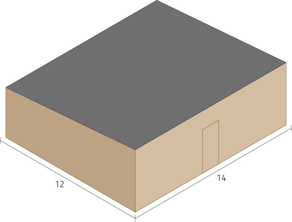 Shed diagram